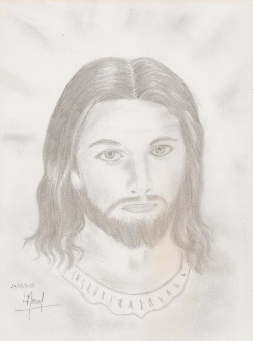 Jesus Christ par Marcel